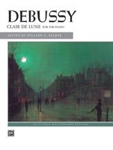 Clair de lune - Debussy, Claude - Ed. by Palmer