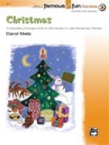 Famous & Fun: Christmas, Book 3