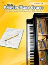 Alfred's Premier Piano Course: Theory Book, Level 1B