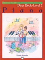 Alfred's Basic Piano Library - Duet Book Level 2