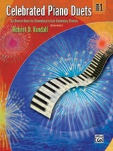 Celebrated Piano Duets, Book 1 (1P4H)