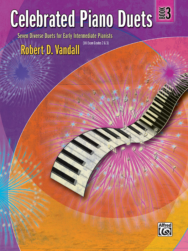 Celebrated Piano Duets, Book 3 (1P4H)