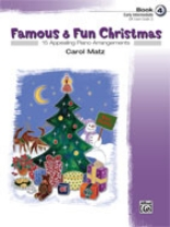 Famous & Fun: Christmas, Book 4