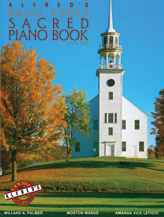 Alfred's Basic Adult Piano Course - Sacred Book Level 1