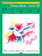 Alfred's Basic Piano Library - Hymn Book Level 1B