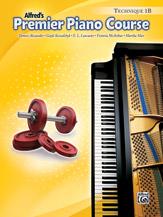 Alfred's Premier Piano Course: Technique Book, Level 1B