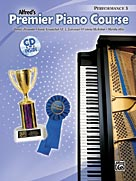 Alfred's Premier Piano Course: Performance Book w/CD, Level 3