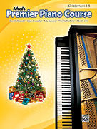 Alfred's Premier Piano Course: Christmas Book 1B
