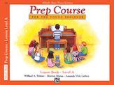 Alfred's Basic Piano Prep Course - Lesson Book Level A