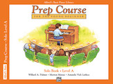 Alfred's Basic Piano Prep Course - Solo Book Level A