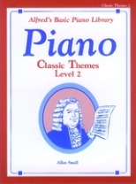 Alfred's Basic Piano Library - Classic Themes Level 2