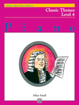 Alfred's Basic Piano Library - Classic Themes Level 4
