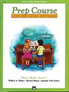 Alfred's Basic Piano Prep Course - Theory Book Level C