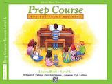 Alfred's Basic Piano Prep Course - Lesson Book Level C