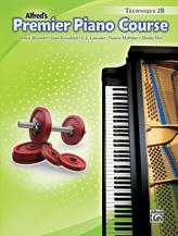Alfred's Premier Piano Course: Technique Book, Level 2B