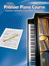 Alfred's Premier Piano Course: Theory Book, Level 5