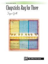 Chopsticks Rag for Three (Sheet)