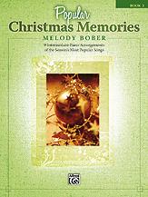 Popular Christmas Memories, Book 2 (Book)