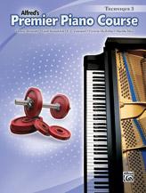 Premier Piano Course: Technique Book 3 (Book)