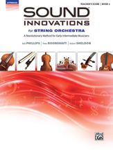 Sound Innovations for String Orchestra, Book 2 (Score)