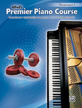 Premier Piano Course: Technique Book 5 (Book)