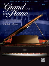 Grand Duets for Piano, Book 3 (Book)