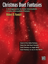 Christmas Duet Fantasies (Book)