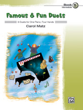 Famous & Fun Duets, Book 5 (Book)