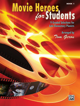 Movie Heroes for Students, Book 1 (Book)