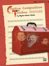 Creative Composition Toolbox, Book 3 (Book)