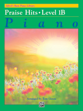 Alfred's Basic Piano Library - Praise Hits 1B (Book)
