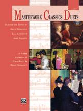 Masterwork Classics Duets, Level 8 (Book)