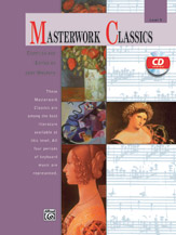 Masterwork Classics, Level 5 - Book & CD