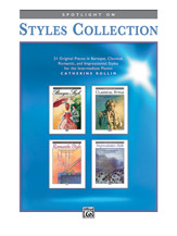 Spotlight on Styles Collection (Book)