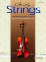 Strictly Strings, Book 2: Violin