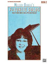 Melody Bober's Favorite Solos, Book 2 (Book)