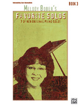 Melody Bober's Favorite Solos, Book 3 (Book)