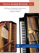 Essential Keyboard Repertoire, Volume 1 - Book only