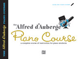 Alfred d'Auberge Piano Course - Lesson Book 1