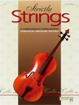 Strictly Strings, Book 1 (Book)