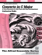 Concerto in C Major (2p, 4h)