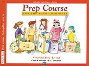 Alfred's Basic Piano Prep Course - Notespeller Book Level A