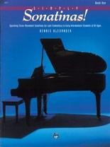 Simply Sonatinas! - Book 1