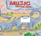 Alfred's Basic Music Writing Books (for Young Students)