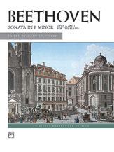 Sonata in F minor, Op. 2, No. 1 - Beethoven, Ludwig van - Ed. by Hinson