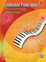 Celebrated Piano Solos - Book 1