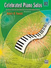 Celebrated Piano Solos - Book 2