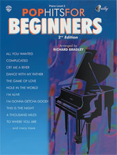 Pop Hits for Beginners, 2nd Edition (Book)