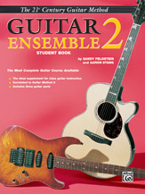 21st Century Guitar Ensemble Level 2 Student Book