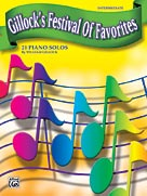 Gillock's Festival of Favorites (Book)